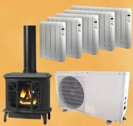 -tipos de sistemas de calefaccion Servicio las condes santiago